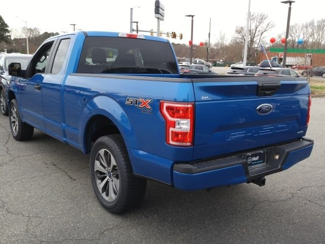 2019 F-150 Super Cab 4x4,  Pickup #599051 - photo 2
