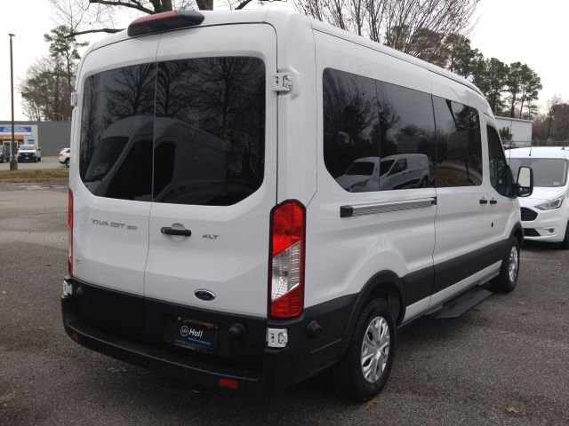 2019 Transit 350 Med Roof 4x2,  Passenger Wagon #599059 - photo 4