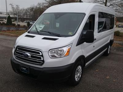 2019 Transit 350 Med Roof 4x2,  Passenger Wagon #599059 - photo 1