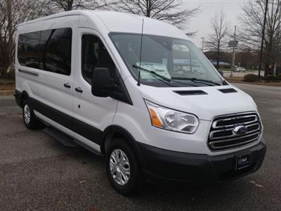 2019 Transit 350 Med Roof 4x2,  Passenger Wagon #599059 - photo 3