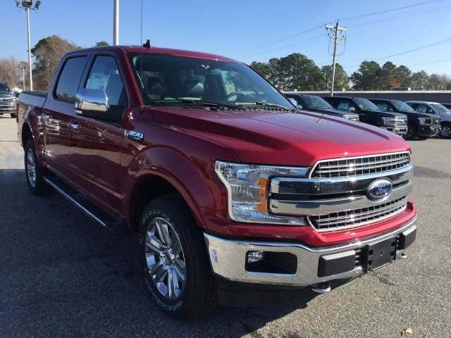 2019 F-150 SuperCrew Cab 4x4,  Pickup #899073 - photo 3