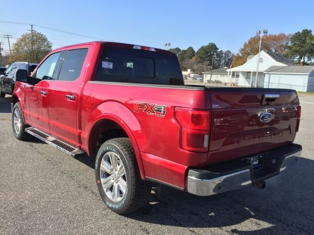 2019 F-150 SuperCrew Cab 4x4,  Pickup #899073 - photo 2
