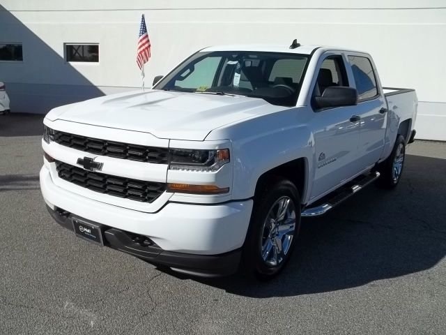 2018 Silverado 1500 Crew Cab Pickup #1482033 - photo 1