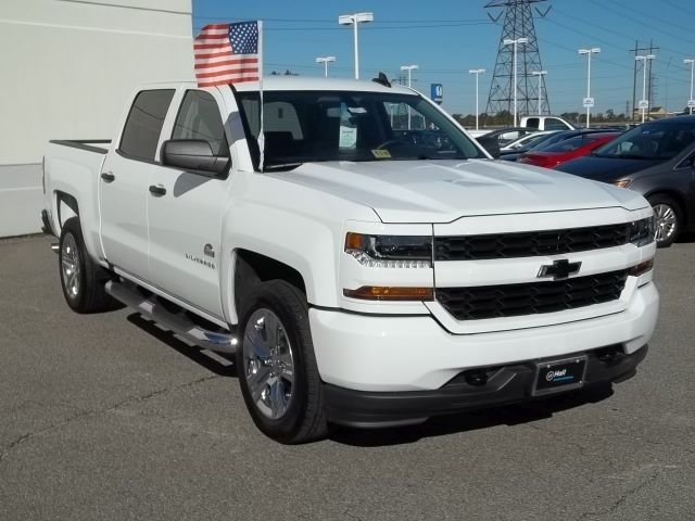 2018 Silverado 1500 Crew Cab Pickup #1482033 - photo 3