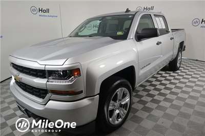 2018 Silverado 1500 Crew Cab 4x2,  Pickup #1482036 - photo 1