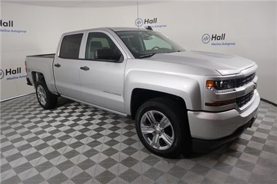 2018 Silverado 1500 Crew Cab 4x2,  Pickup #1482036 - photo 5