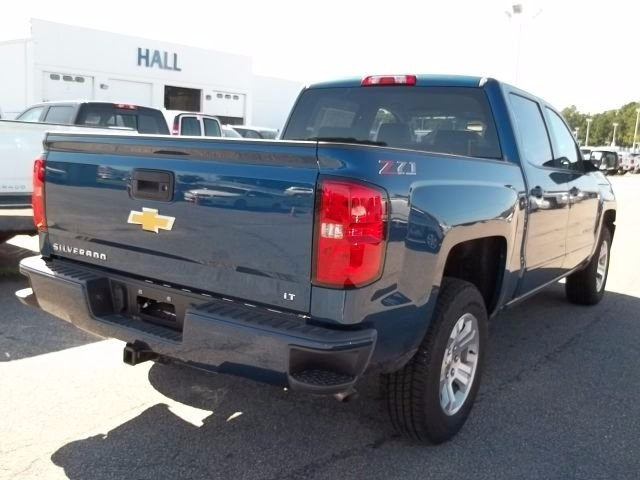 2018 Silverado 1500 Crew Cab 4x4 Pickup #1482048 - photo 4