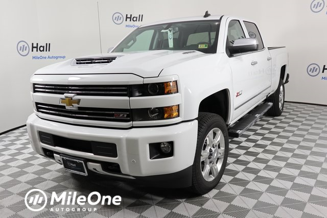 2018 Silverado 2500 Crew Cab 4x4, Pickup #1482219 - photo 1