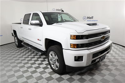 2018 Silverado 2500 Crew Cab 4x4, Pickup #1482219 - photo 4