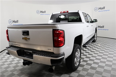 2018 Silverado 2500 Crew Cab 4x4, Pickup #1482219 - photo 5