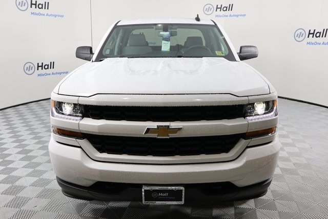 2018 Silverado 1500 Double Cab 4x4, Pickup #1482220 - photo 3
