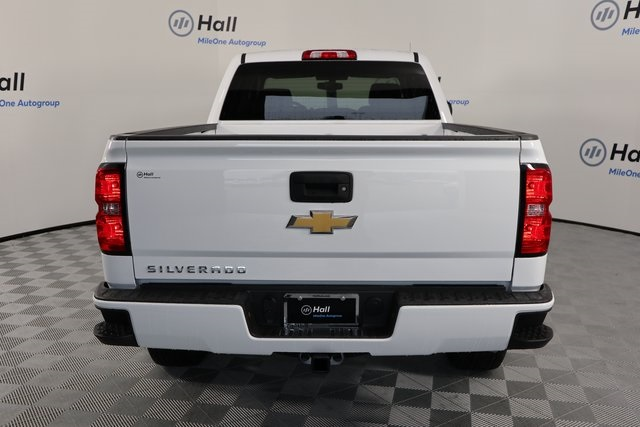 2018 Silverado 1500 Double Cab 4x4, Pickup #1482220 - photo 6