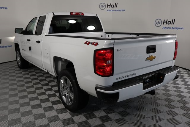 2018 Silverado 1500 Double Cab 4x4, Pickup #1482220 - photo 2