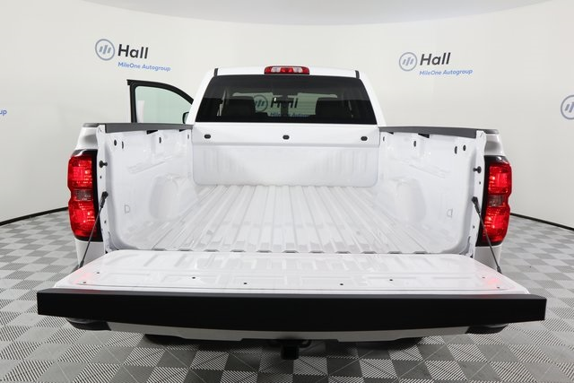 2018 Silverado 1500 Double Cab 4x4,  Pickup #1482227 - photo 17
