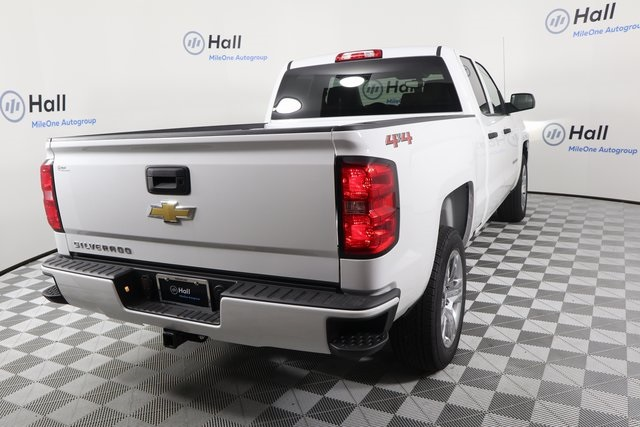 2018 Silverado 1500 Double Cab 4x4,  Pickup #1482227 - photo 5