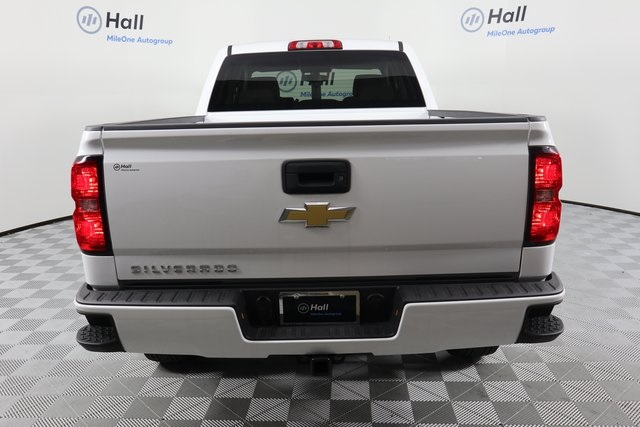 2018 Silverado 1500 Double Cab 4x4,  Pickup #1482227 - photo 6