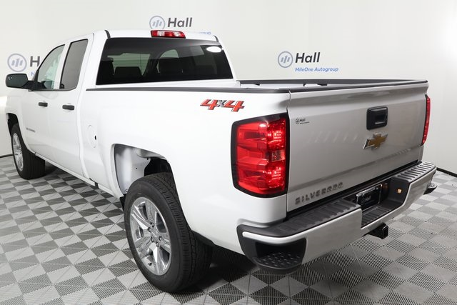 2018 Silverado 1500 Double Cab 4x4,  Pickup #1482227 - photo 2