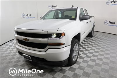 2018 Silverado 1500 Double Cab 4x4,  Pickup #1482227 - photo 1