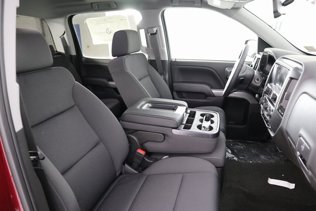 2018 Silverado 1500 Crew Cab 4x4, Pickup #1482260 - photo 7