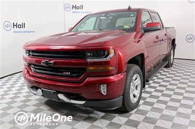 2018 Silverado 1500 Crew Cab 4x4, Pickup #1482260 - photo 1