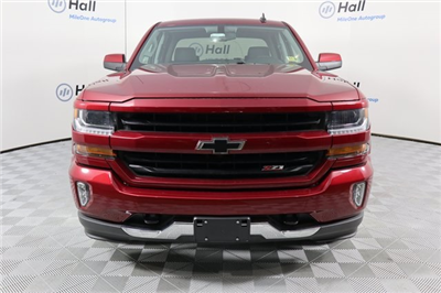 2018 Silverado 1500 Crew Cab 4x4, Pickup #1482260 - photo 3