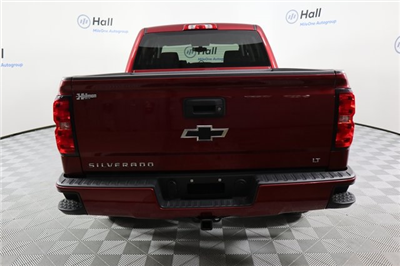 2018 Silverado 1500 Crew Cab 4x4, Pickup #1482260 - photo 6
