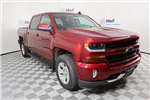 2018 Silverado 1500 Crew Cab 4x4, Pickup #1482260 - photo 4