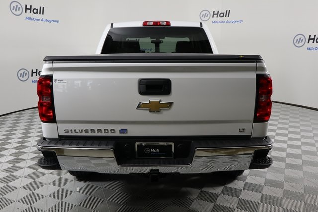 2018 Silverado 1500 Crew Cab 4x4, Pickup #1482266 - photo 6