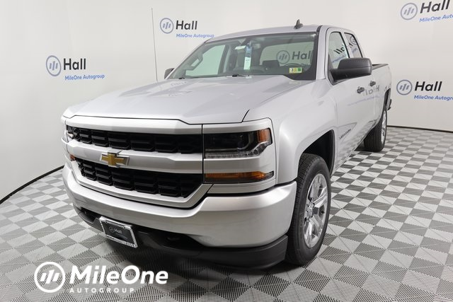 2018 Silverado 1500 Double Cab 4x4,  Pickup #1482286 - photo 1