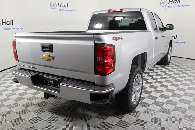 2018 Silverado 1500 Double Cab 4x4,  Pickup #1482286 - photo 5