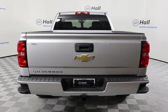 2018 Silverado 1500 Double Cab 4x4,  Pickup #1482286 - photo 6
