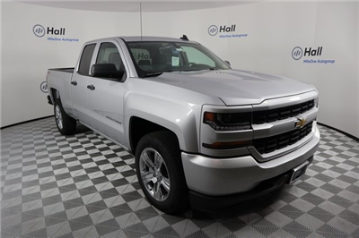 2018 Silverado 1500 Double Cab 4x4,  Pickup #1482286 - photo 4