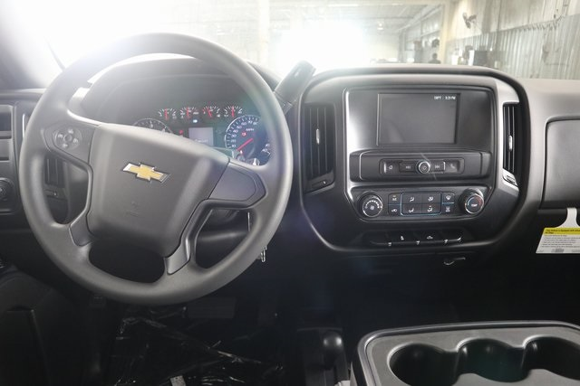 2018 Silverado 1500 Double Cab 4x4,  Pickup #1482297 - photo 9