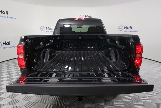 2018 Silverado 1500 Double Cab 4x4,  Pickup #1482297 - photo 18