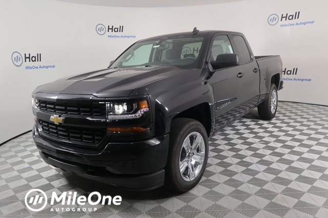 2018 Silverado 1500 Double Cab 4x4,  Pickup #1482297 - photo 1
