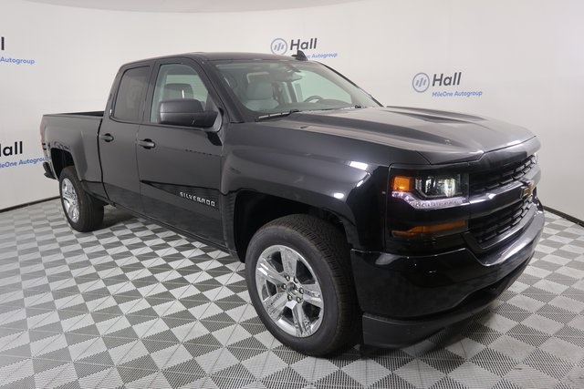 2018 Silverado 1500 Double Cab 4x4,  Pickup #1482297 - photo 4