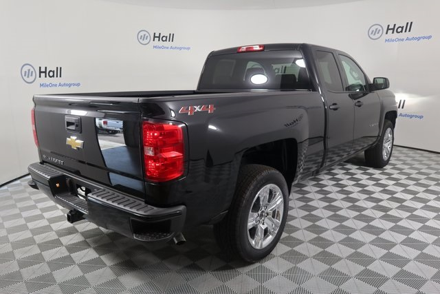 2018 Silverado 1500 Double Cab 4x4,  Pickup #1482297 - photo 5