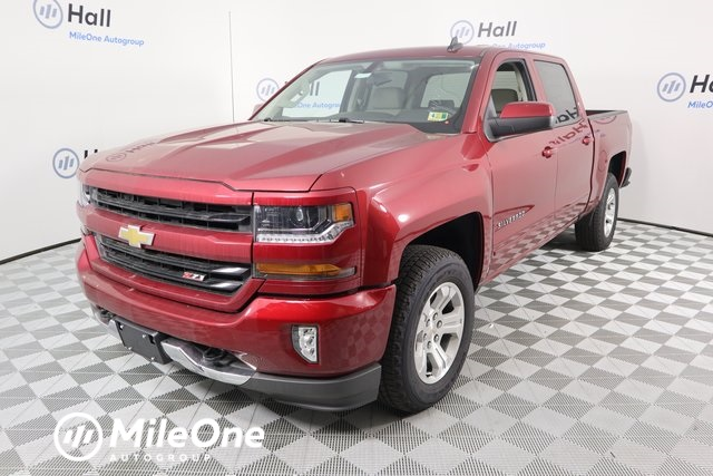2018 Silverado 1500 Crew Cab 4x4,  Pickup #1482307 - photo 1