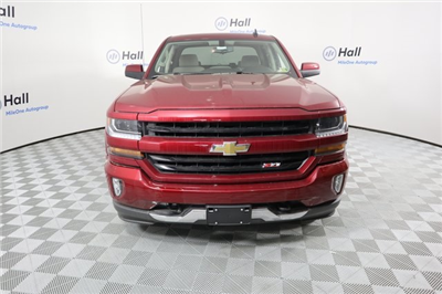 2018 Silverado 1500 Crew Cab 4x4,  Pickup #1482307 - photo 3