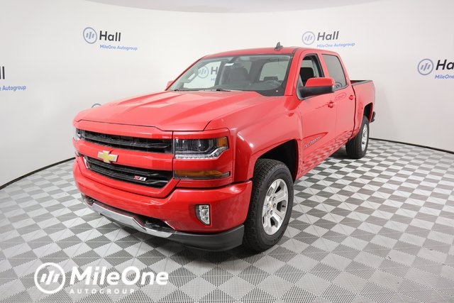 2018 Silverado 1500 Crew Cab 4x4,  Pickup #1482321 - photo 1