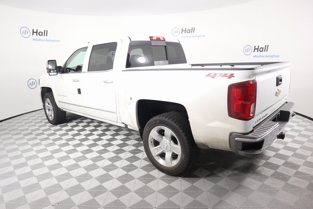 2018 Silverado 1500 Crew Cab 4x4,  Pickup #1482356 - photo 2