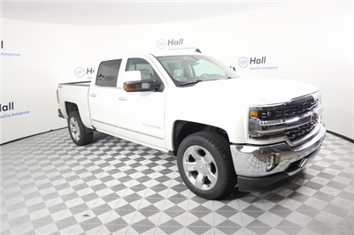 2018 Silverado 1500 Crew Cab 4x4,  Pickup #1482356 - photo 4