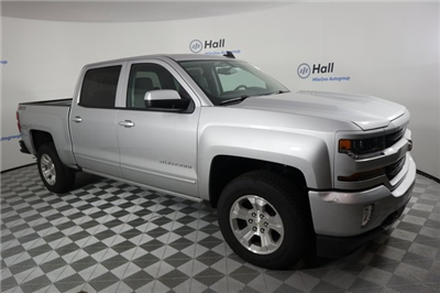2018 Silverado 1500 Crew Cab 4x4,  Pickup #1482358 - photo 4