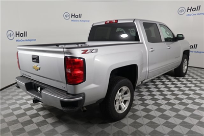2018 Silverado 1500 Crew Cab 4x4,  Pickup #1482358 - photo 5