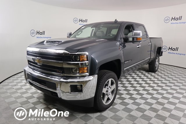 2018 Silverado 2500 Crew Cab 4x4,  Pickup #1482364 - photo 1