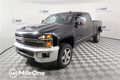 2018 Silverado 2500 Crew Cab 4x4,  Pickup #1482366 - photo 1