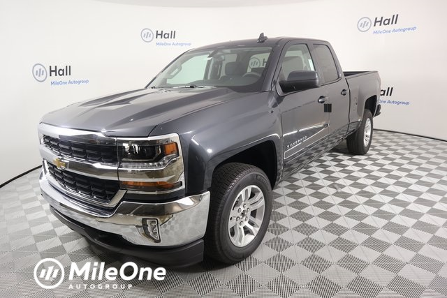 2018 Silverado 1500 Double Cab 4x4,  Pickup #1482387 - photo 1