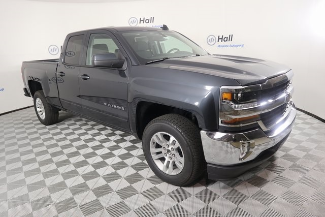 2018 Silverado 1500 Double Cab 4x4,  Pickup #1482387 - photo 4