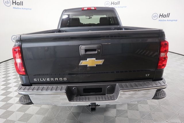2018 Silverado 1500 Double Cab 4x4,  Pickup #1482387 - photo 6