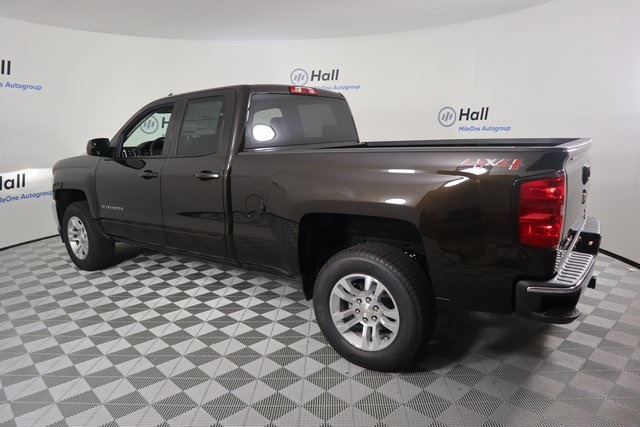 2018 Silverado 1500 Double Cab 4x4,  Pickup #1482425 - photo 2